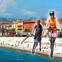 Nice fietstour 14:00-16:00 uur (maximaal 60 personen)